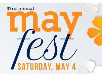 33rd Annual MayFest, Downtown Carrollton, May 4, 2019, 9am-4:30pm