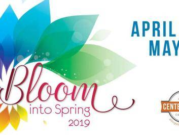 Bloom Into Spring, Carrollton Center for the Arts, April 11- May 23. carrolltonarts.org