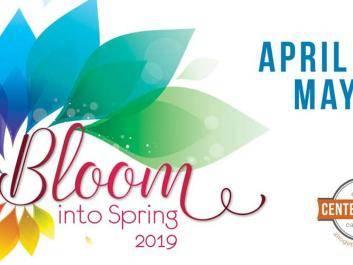 Bloom Into Spring, Carrollton Center for the Arts, April 11- May 23. carrolltonarts.org