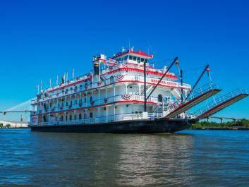 The Georgia Queen - Grandest Entertainment Ship!