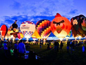 Come join us for the Northwest Georgia Balloon Festival!
