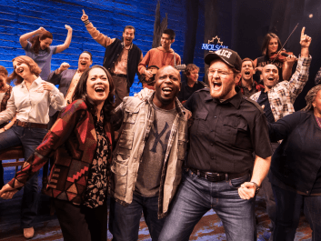 COME FROM AWAY at the Fox Theatre