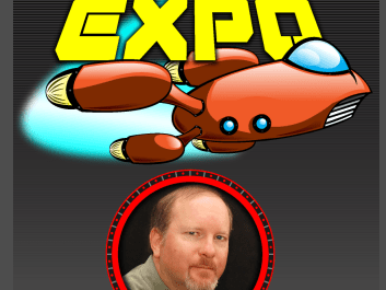Galactic Fan Expo featuring Kevin J. Anderson