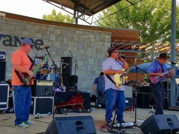 Fall Line Ramblers Band