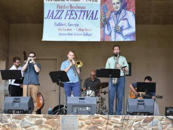 The Fletcher Henderson Jazz Festival, Oct. 2019
