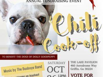 Dolly Goodpuppy Society 2019 Annual Chili Cook Off
