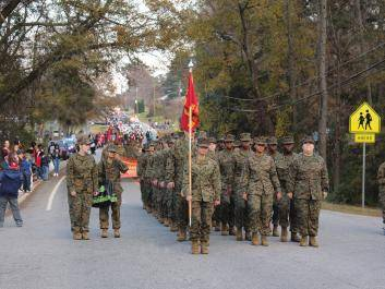 Conyers Christmas Parade