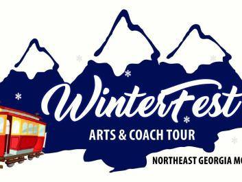 Winterfest Arts & Coach Tour is offered President's Day Weekend at three White County locations.