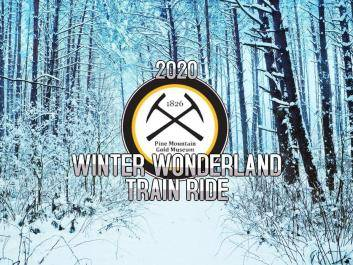 Join us for all the fun on the Winter Wonderland Train