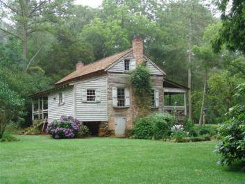 The William Harris Homestead, Circa 1825