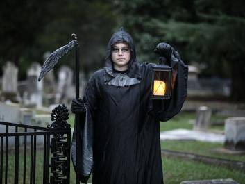 Milledgeville's Haunted Cemetery Tours