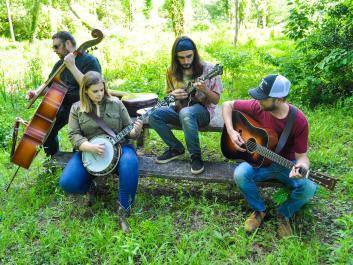 Bluegrass Confidential uses their wide variety of musical influences to give a fresh sound to bluegrass and old time standards.