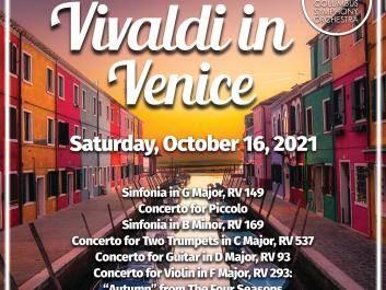 Vivaldi in Venice 10-16-21