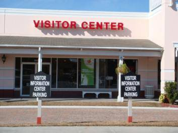 The Darien-McIntosh Visitor Center is located in suite 255, visable from Interstate 95 and conveniently located at exit 49.