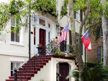 Eliza Thompson House Historic Savannah B&B