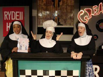 Broadway Musicals-Nunsense August 9-18, 2013