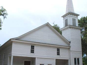 First African Baptist Church at Darien