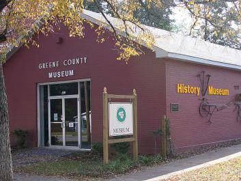 Greene County Historical Society Museum