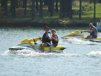 Rent jet skis' from Skeeters Jet Ski Rentals