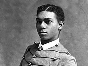 Lt. Henry Ossian Flipper - 1st Black American Graduate of U.S. Military Academy at West Point