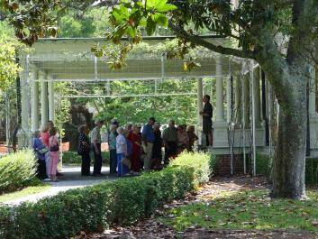 Tour of the Historic Landmark District of Jekyll Island