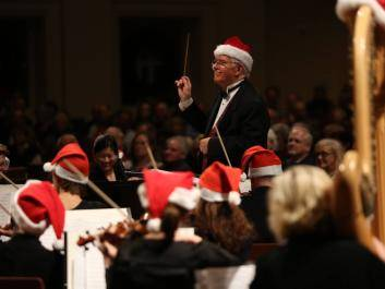Johns Creek Symphony Orchestra's annual Christmas Gala Holiday Pops