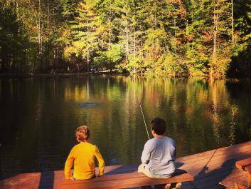 The Lilly Pad Village - Family Activities in Blue Ridge GA