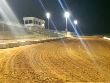 3/8 Mile Lighted Dirt Track, Remodeled and Ready for Racing