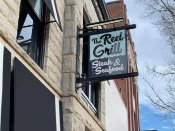 The Reel Grill Milledgeville