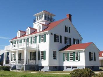 Maritime Center at the Historic Coast Guard Station