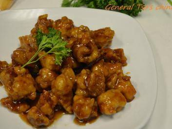 China King_General Tso Chicken