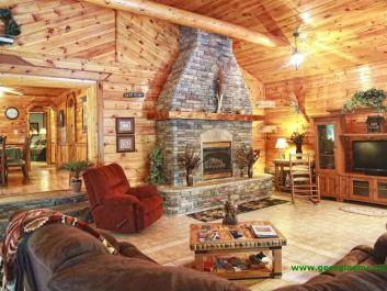 Luxury Pet Friendly Cabins In Union and Fannin Counties