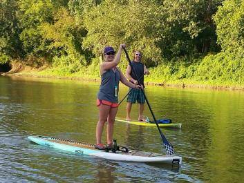 Tour Rome's Rivers on Paddleboard