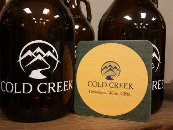 Come join us at Cold Creek Growlers!