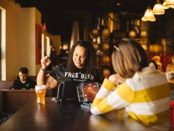 We believe that well made beer is a connector of community and conversation.