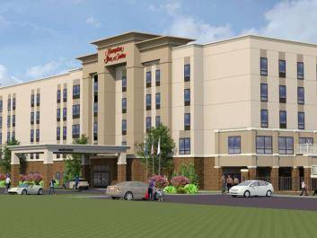 Hampton Inn & Suites by Hilton Augusta-Washington Road