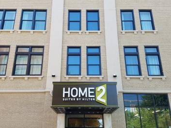 Welcome to the Home2 Suites by Hilton Atlanta Downtown