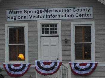 Warm Springs-Meriwether County Regional Visitors Information Center