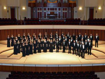 Atlanta Master Chorale at the Schwartz Center for Performing Arts