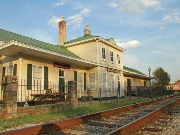 Conyers Historic Train Depot