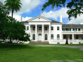 Plum Orchard Mansion, Cumberland Island