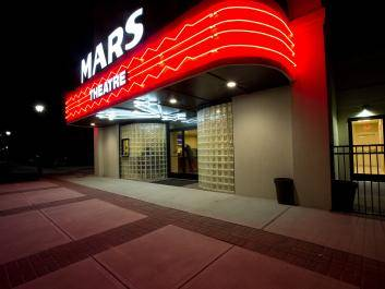 A night out at the Mars!