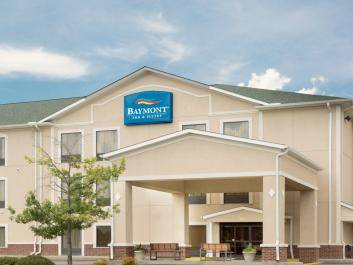 Welcome to the Baymont Inn & Suites/Augusta Riverwatch