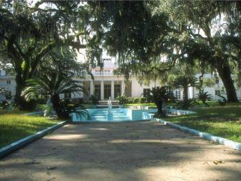 Reynolds Mansion on Sapelo Island