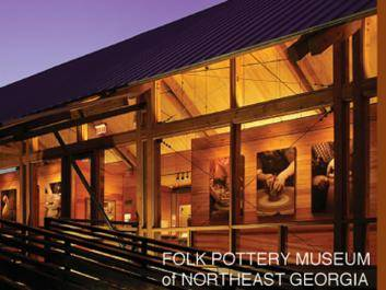 The Folk Pottery Museum of Northeast Georgia is a one-of-a-kind resource, sharing the history and development of folk pottery in north Georgia.