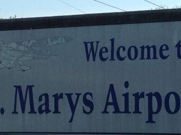 Welcome to St. Marys Airport