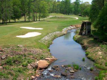 The Creek Golf Course at Hard Labor.