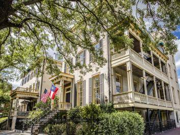 The Gastonian B&B in Historic Savannah, GA