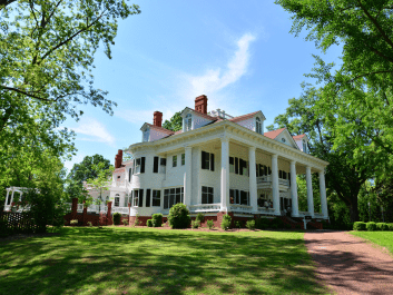 The Twelve Oaks Bed and Breakfast in historic Covington, GA!