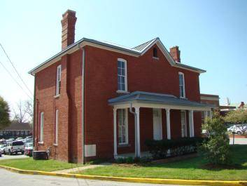 Old Jail Museum - Rockdale Historical Society